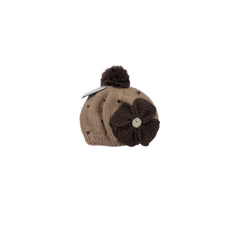 时尚女士冬帽针织帽韩版潮女秋冬贝雷帽毛线帽女冬季帽子冷帽
