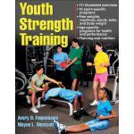 【预订】Youth Strength Training: Programs for Health, Fitness,