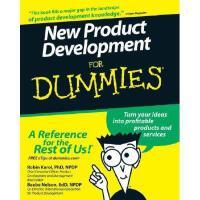 【预订】New Product Development For Dummies