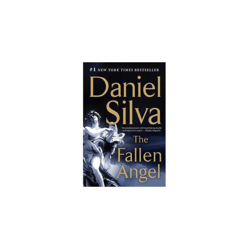【预订】The Fallen Angel 美国库房发货,通常付款后3-5周到货!