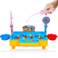 宝宝玩具儿童池套装磁性1-3岁男孩2周4女孩6小孩智力