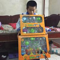 植物大战僵尸玩具3-6岁儿童8岁男孩10岁智力全套益智游戏模