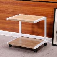 门扉 置物架 打印机架移动办公桌多层收纳置物架子打印机桌柜架子储物架