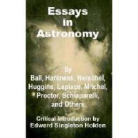 【预订】Essays in Astronomy