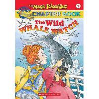英文原版The Magic School Bus A Science Chapter Book The Wild Wha