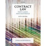 【预订】Contract Law: Text, Cases, and Materials