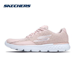 Skehers斯凯奇女夏季轻质减震跑步跑鞋时尚透气网布运动鞋
