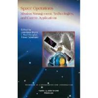 【预订】Space Operations: Mission Management, Technologies