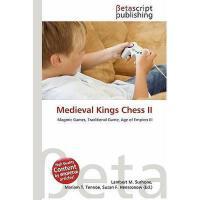 【预订】Medieval Kings Chess II
