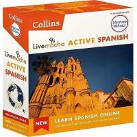 【预订】Livemocha Active Spanish