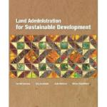 【预订】Land Administration for Sustainable Development
