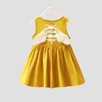 女童连衣裙夏装新款女宝宝洋气裙子儿童裙小女孩公主裙潮