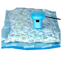 真空压缩袋棉被真空收纳袋送电泵衣物真空袋被子抽气特大号