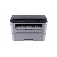 兄弟DCP-7080D黑白激光打印复印扫描一体机多功能自动双面