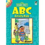 【预订】Sesame Street ABC Activity Book