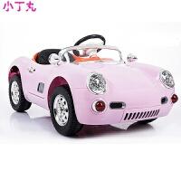 保时捷婴儿童电动车汽车可坐人带遥控充电四轮宝宝玩具车男女小孩