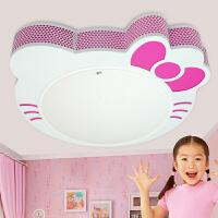 祺家 儿童房 灯具可爱卡通儿童卧室用灯具灯饰 kitty猫
