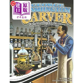 【中商海外直订】George Washington Carver: Ingenious Inventor 海外发货,付款后预计2-4周到货