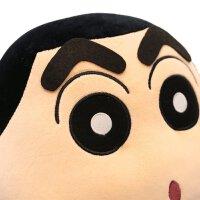 抱枕蜡笔小新公仔毛绒玩具可爱布偶布娃娃搞怪表情包生日礼物