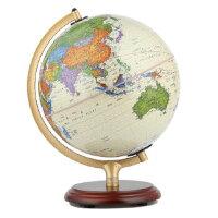 【正版全新直发】博目地球仪:25cm中英文政区仿古灯光地球仪 北京博目地图制品有限公司 9787503041204 测