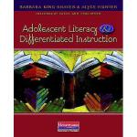 【预订】Adolescent Literacy and Differentiated Instruction