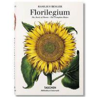 包邮原版现货The Book of Plants花卉植物全彩绘植物绘画 植物之书 手绘艺术