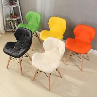 家用休闲椅简易办公椅职员椅时尚会议椅靠背椅子