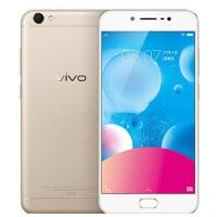 礼品卡 vivo Y67 全网通 美颜拍照手机 移动联通电信4G手机 双卡双待 香槟金(4GB+32GB)