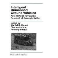 【预订】Intelligent Unmanned Ground Vehicles: Autonomous