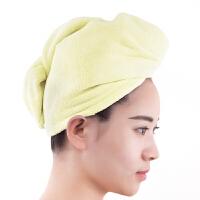 三利 干发帽 柔软强吸水速干擦头发毛巾 便携式可爱洗发包头巾浴帽