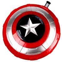 锦江 复仇英雄联盟2 美国队长盾牌发射器飞碟儿童男孩玩具飞碟发射器901