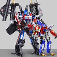 儿童变形玩具金刚合体机器人汽车战甲车厢手办男孩模型礼物玩具
