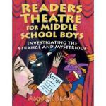 【预订】Readers Theatre for Middle School Boys: