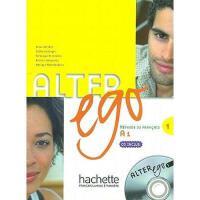 【预订】Alter Ego 1: Methode de Francais [With CD (Audio)]