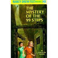 【预订】Nancy Drew 43: The Mystery of the 99 Steps