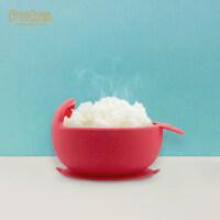 婴儿碗套装 宝宝碗吸盘碗儿童碗辅食碗硅胶碗