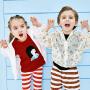 【2件3.8折】迷你巴拉巴拉儿童外套2019夏新款童装男女童连帽纯色轻薄透气上衣