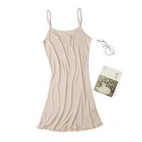 针织 吊带裙衬裙打底裙睡裙连衣裙夏季女士内衣