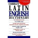 【预订】Cassell's Concise Latin and English Dictionary