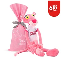 【新款潮品】粉红豹公仔毛绒玩具玩偶超大号床上生日礼物女粉红达浪顽皮豹