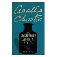 英文原版The Mysterious Affair at Styles 斯泰尔斯庄园奇案(阿加莎侦探小说)