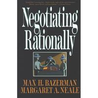 【预订】Negotiating Rationally