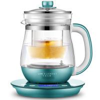 全自动加厚玻璃炖燕窝壶隔水炖盅家用多功能养生壶黑茶煮茶器