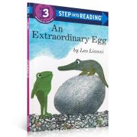 【全店300减100】原版进口Leo Lionni 名家作品 An Extraordinary Egg 名家儿童平装绘本