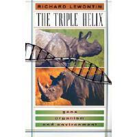 【预订】The Triple Helix: Gene, Organism, and Environment