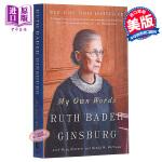 【中商原版】金斯伯格大法官自传 英文原版 人物传记书籍 My Own Words Ginsburg Simon & S
