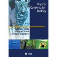 【预订】Tropical Conservation Biology