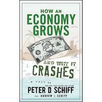 【预订】How An Economy Grows And Why It Crashes