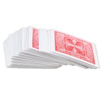 儿童魔术道具套装 魔术扑克牌拉牌电动道具牌