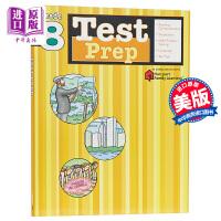 【中商原版】Flash Kids预测卷 8年级 英文原版 Test Prep Grade 8 练习册